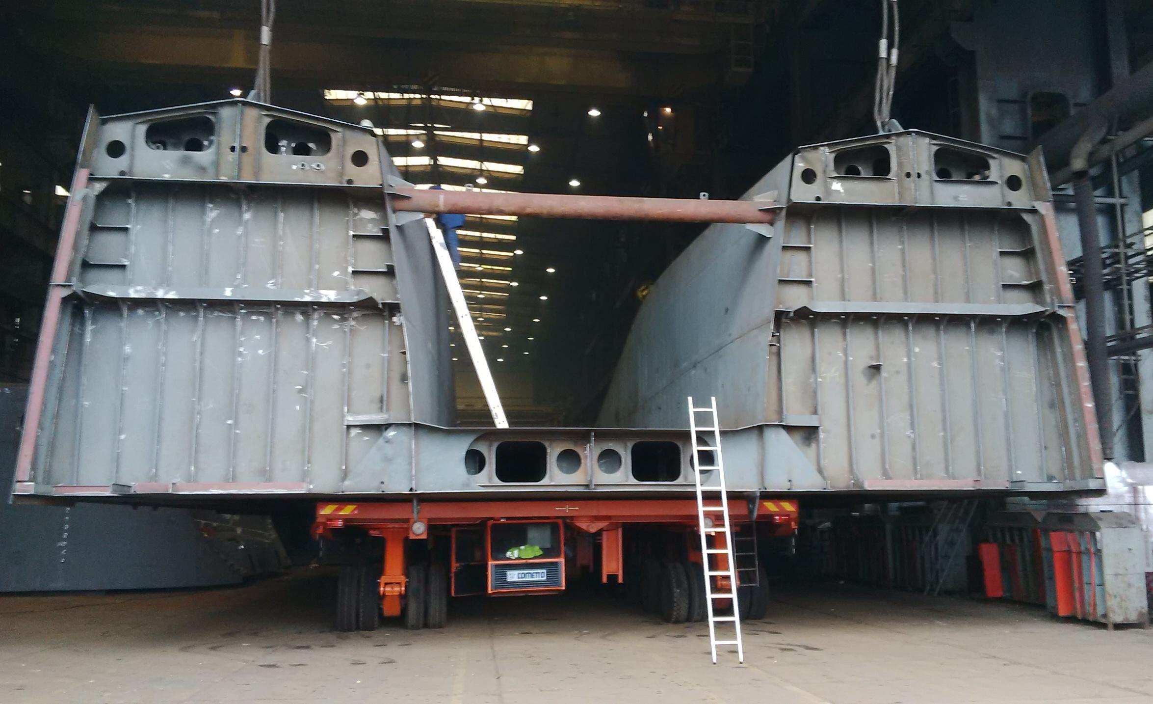 Catamaran NOTMANN 3