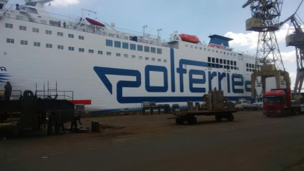 Ferry Mazovia 1